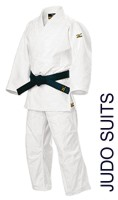 Mizuno Judo Suits