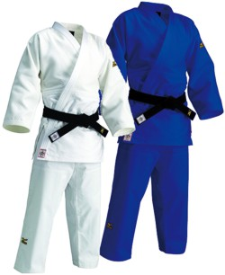 Mizuno Yusho Best (2015 IJF & IOC Approved - Red Label) Judo Suit